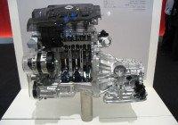 Двигатель HR16