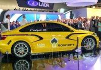 Lada Vesta WTCC