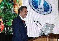 Бу Андерссон награждает лучших ВАЗовцев по итогам 2014 года